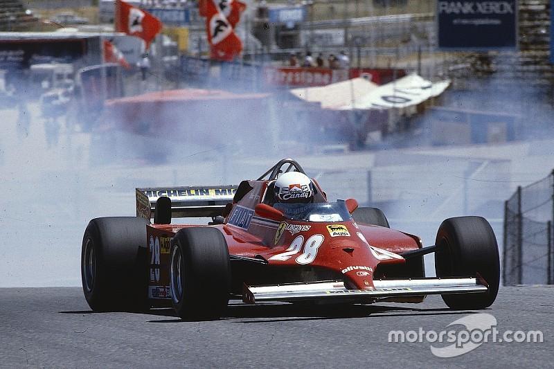 The tragedy of Ferrari's most unpopular F1 star