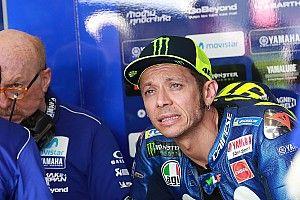 """Rossi nel baratro: """"Non credo che arriveremo in Top 10 domani. Sembra che il nostro lavoro sia inutile"""""""