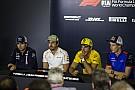 Formula 1 Monaco GP'si basın toplantısı programı açıklandı