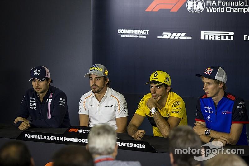 Monaco GP'si basın toplantısı programı açıklandı