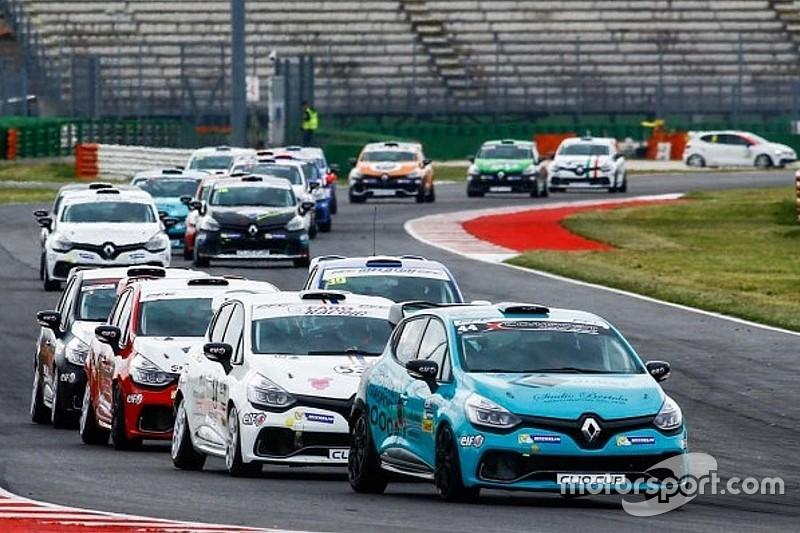 La stagione 2019 di Clio Cup Italia e Press Cup League scatta al Mugello