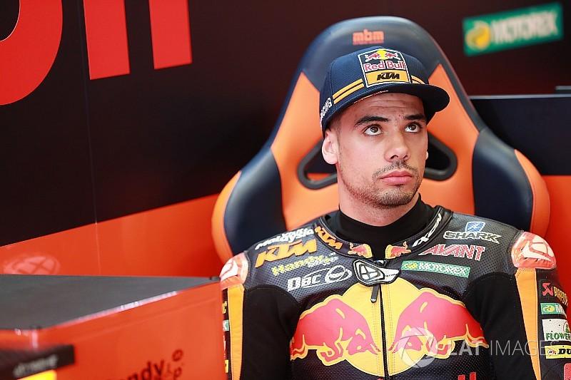 Oliveira, 2019'da Tech 3 KTM ile MotoGP'de yarışacak