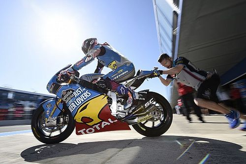 Moto2 Mugello: Marquez aan kop in eerste sessie, P17 Bendsneyder