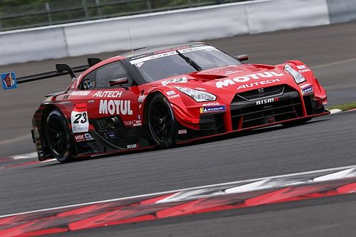 Экипаж Nissan выиграл гонку Super GT в Фудзи, Баттон 9-й