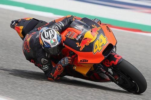 MotoGP Jerez: Dovizioso & Marquez verhindern KTM-Bestzeit