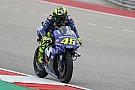 MotoGP Rossi vindt sterke vorm van Honda 'zorgwekkend'