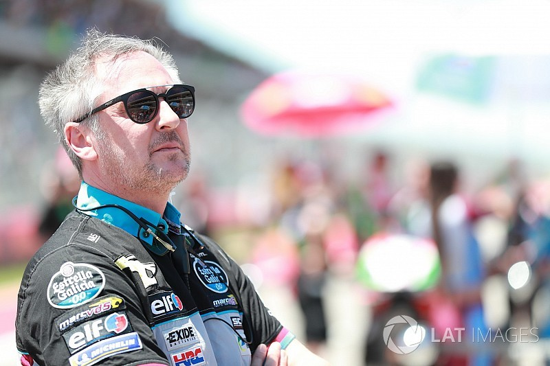 Bartholemy removed from Marc VDS team boss role