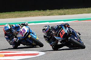Moto2 Résumé de course Bagnaia vient contrecarrer les plans de Márquez au Texas