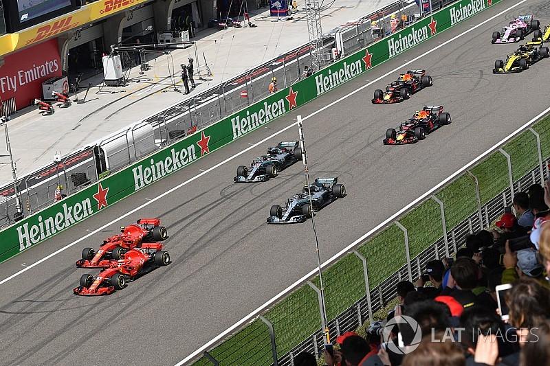 В Ф1 решили избавиться от штрафов на стартовой решетке к 2021 году