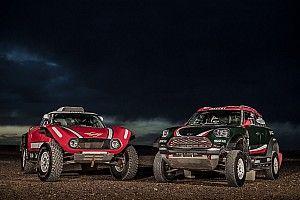 Kétfajta hajtáslánccal és autóval vág neki a MINI a 40. Dakarnak
