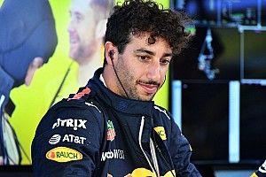 Ricciardo verwacht binnenkort gesprekken over contract Red Bull