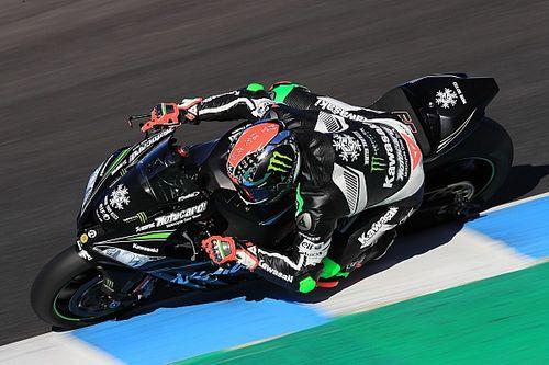 WSBK-Test in Jerez: Kawasaki vorn, dahinter einige Überraschungen