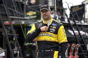 NASCAR Cup Breaking news Paul Menard scores first top-five with Wood Brothers