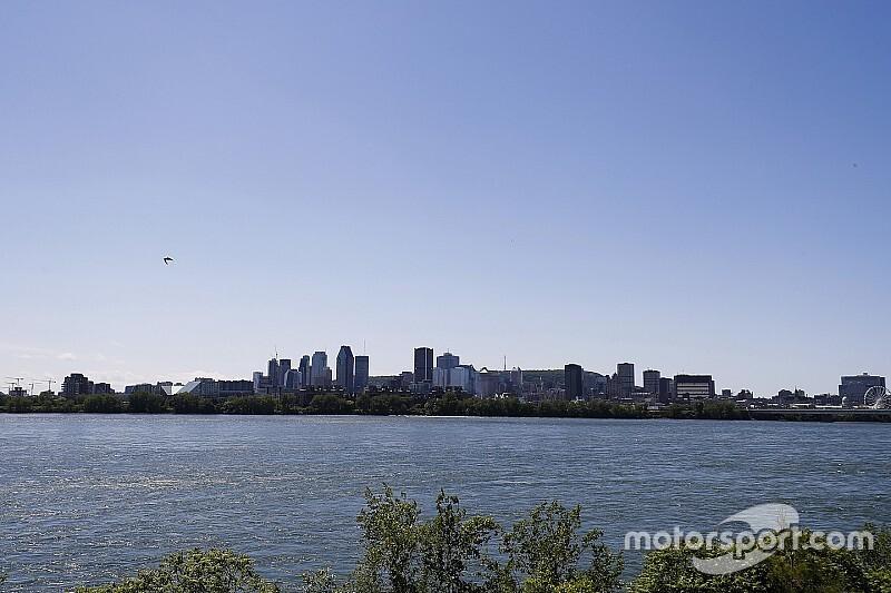 Kanada, F1 yarışı için hazırlık yapıyor