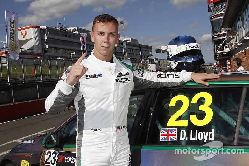 Daniel Lloyd pilota ufficiale TCR per i test BoP di Valencia
