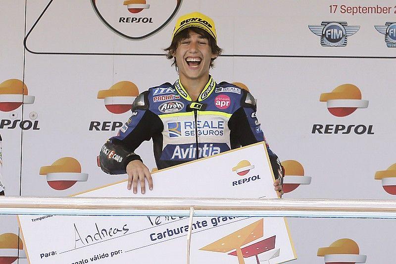 Schwerer Crash: Spanischer Moto3-Pilot kämpft um sein Leben
