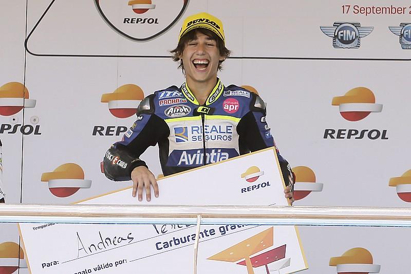 Kecelakaan CEV Moto3, Andreas Perez meninggal dunia