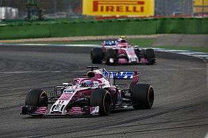 """Perez diz que situação financeira da Force India é """"crítica"""""""