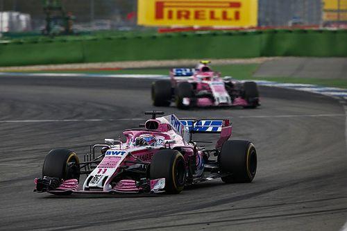 Racing-Point-Fahrer: Vorerst keine Änderungen geplant