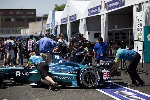 Képek a Formula E döntőjéről: New York