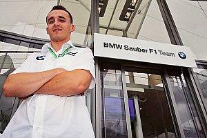 GALERIA: A carreira de Kubica na Fórmula 1