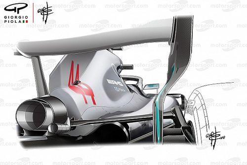 Análise técnica: Como serão os novos retrovisores da F1