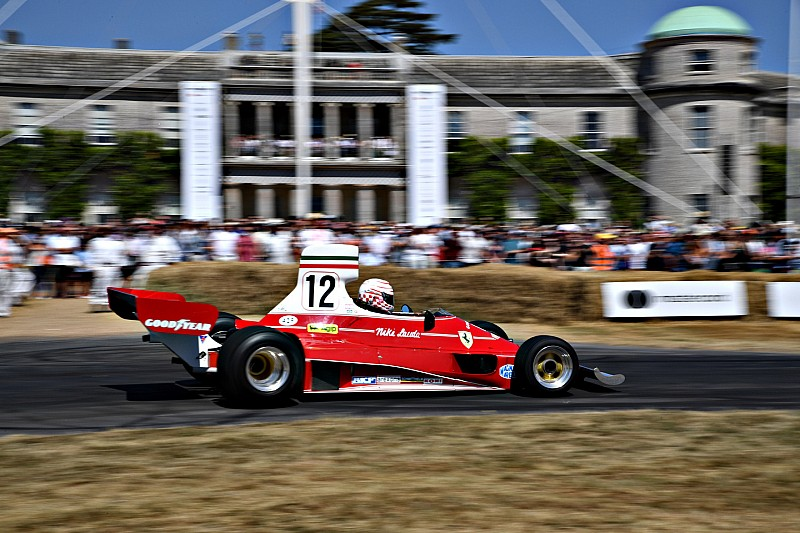 Die besten Bilder des Goodwood Festival of Speed 2018