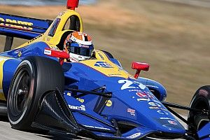 """Conditions at Sebring """"too good to learn much"""" says Rossi"""