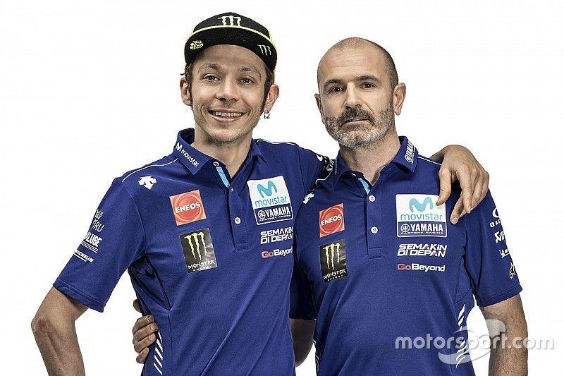 Lorenzo señala a Meregalli como el 'espía' de Rossi en el box de Yamaha