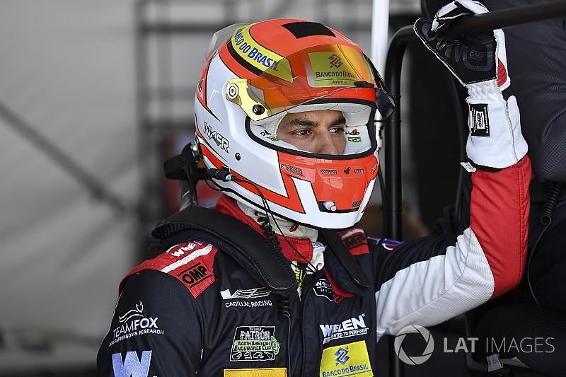 Felipe Nasr también debutará este año en las 24 horas de Le Mans