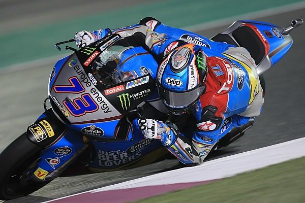 Moto2 Crónica de Clasificación Alex Márquez abre la temporada desde la pole