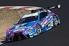 Lexus dominates first Super GT test day, Button sixth