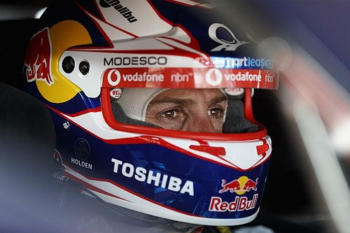 Tasmania Supercars: Whincup fastest in frantic Practice 2