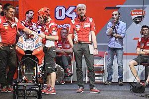Pengurangan motor beri Ducati efisiensi