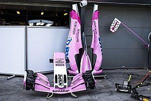 Force India привезла в Бахрейн новое антикрыло, но Окон его не получит