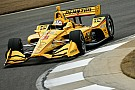 "Castroneves' return to IndyCar form due to ""using muscle memory"""