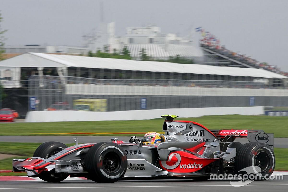 Hamilton: sus victorias en 26 diferentes circuitos