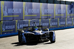 Formula E Antrenman raporu Punda del Este ePrix: Sıralama turları öncesinde Di Grassi lider