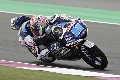 Moto3 Qatar: Martin verslaat Canet in klassiek slipstreamduel