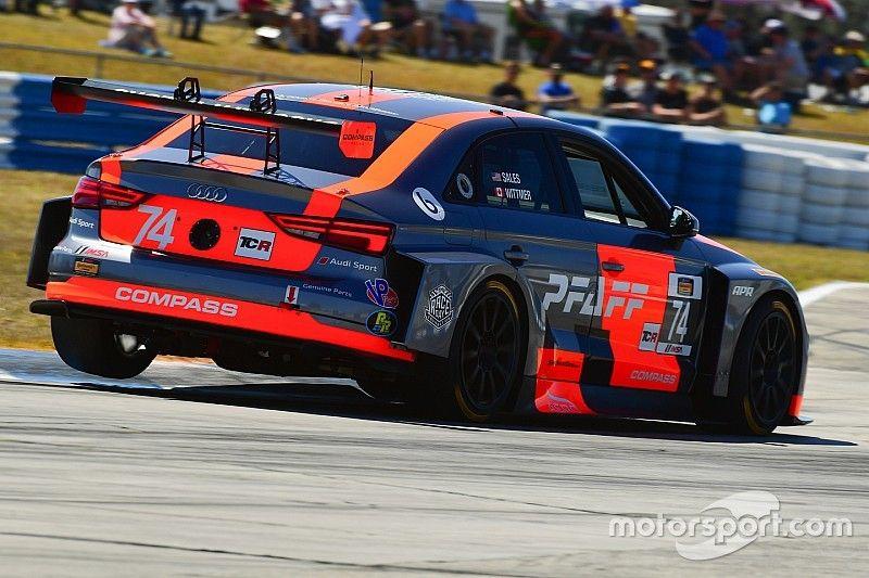 A Sebring trionfo TCR agrodolce per la Compass Racing