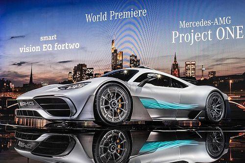 """""""F1エンジン""""を搭載したメルセデスのハイパーカー、詳細諸元が明らかに"""
