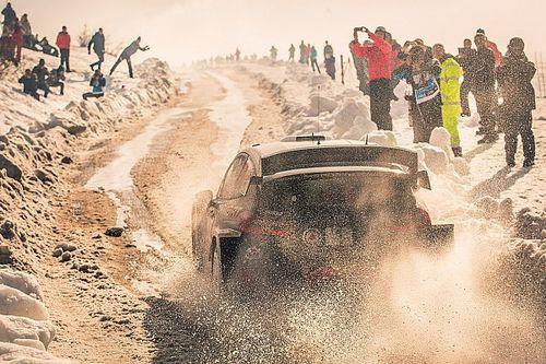 Galería: las fotos más espectaculares del Rally de Montecarlo 2018