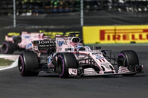 F1 2017: Die Qualifying-Duelle beim GP Mexiko