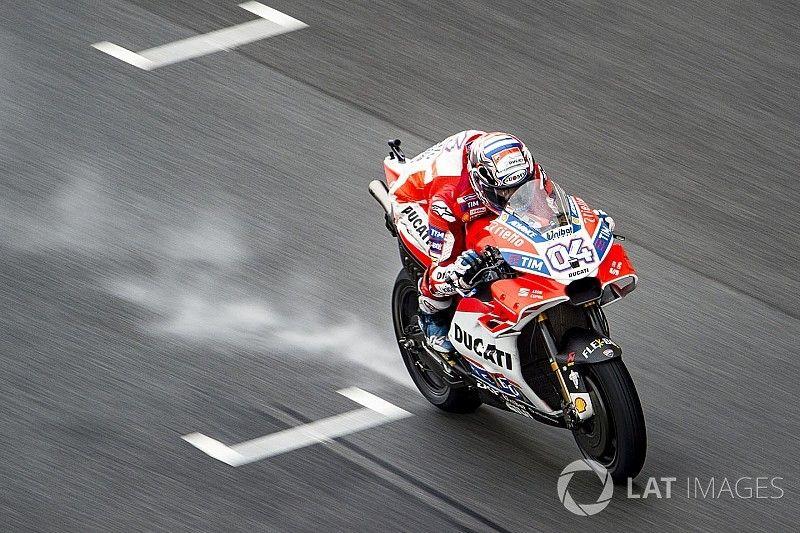 MotoGP Malaysia: Andrea Dovizioso jaga peluang juara