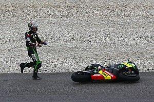Statistik kecelakaan pembalap setelah MotoGP Malaysia