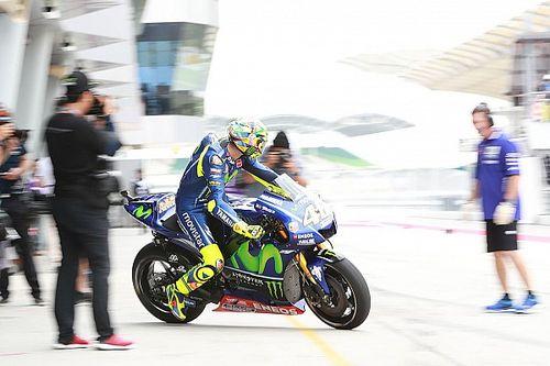 Rossi: nem a lábtörésen ment el az idei cím
