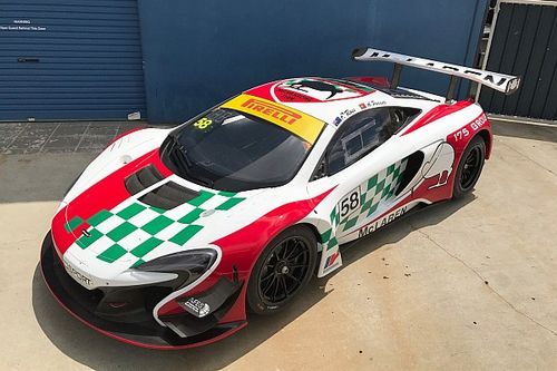 Parente joins Australian GT field for Hampton Downs