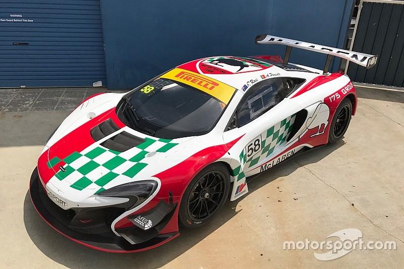 Parente joins Australian GT field for Hampton Downs