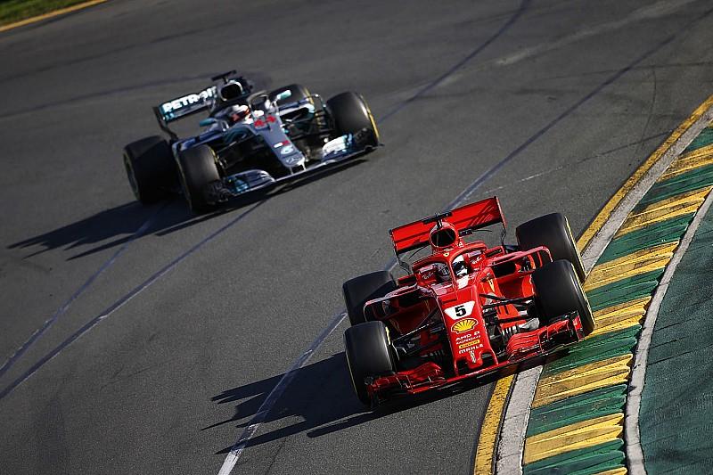 Vettel e Hamilton compiono la stessa scelta di gomme per il Gran Premio di Francia
