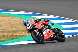 Superbike-WM Reaktion Marco Melandri: Ducati hat keine Antworten für die Fahrwerksunruhe